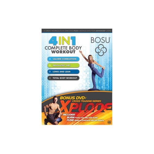 BOSU® DVD Complete Body Workout