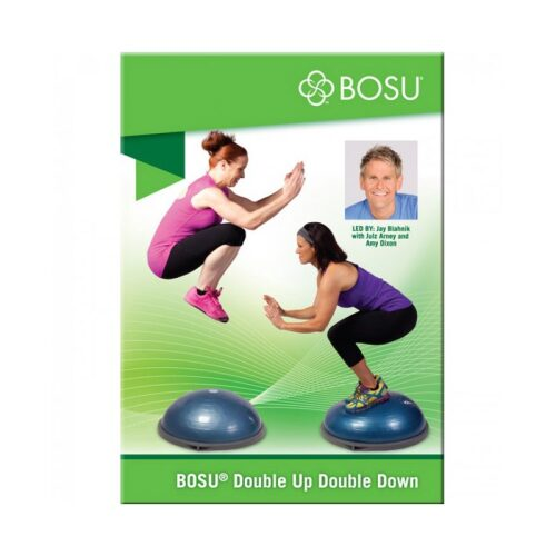 BOSU® DVD Double Up Double Down