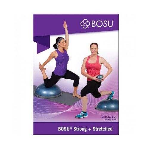 BOSU® DVD Strong + Stretched