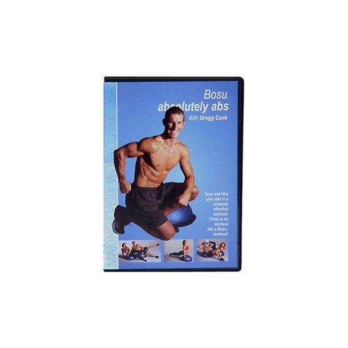 BOSU® DVD Absolutely ABS